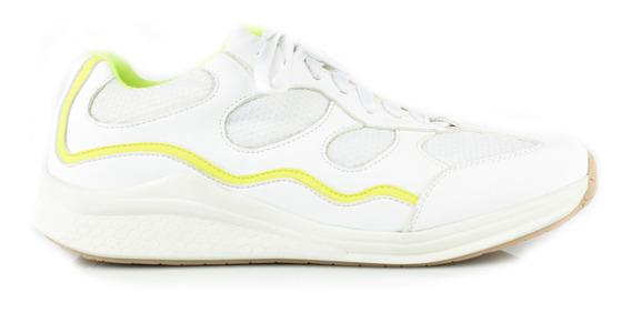 Tenis Para Hombre Lob 718-9569 Blanco Nuevo Oi19