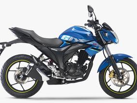 Moto Suzuki Gixxer 150 2017 0 Km Muñoz Marchesi