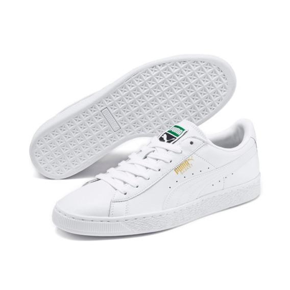 puma blancas hombre zapatillas
