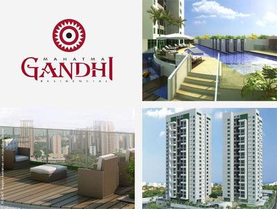 Cobertura Manhattan Gandhi Com 3 Suítes À Venda, 210 M² - Jardim Goiás - Goiânia/go - Co0005