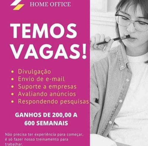 Rendas Extras Home Office