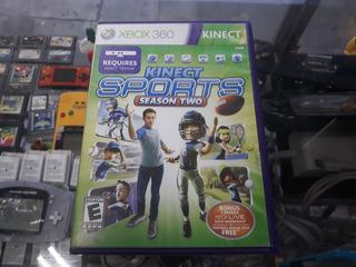Kinect Sports Season Two Para Xbox 360 ( Envio Gratis )