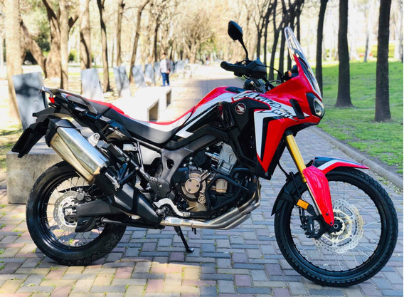 Honda Crf 1000 Africa Twin Dtc Automatica