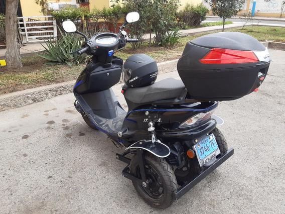Moto Italika Xs125