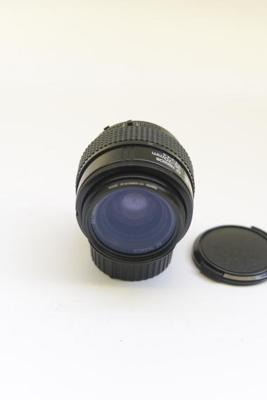 Lente Nikon 35-70mm Abertura 3.3-4.5 Autofoco