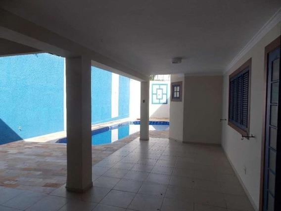 Casa A Venda No Bairro Jardim Das Paineiras Em Campinas - - Ca3065-1