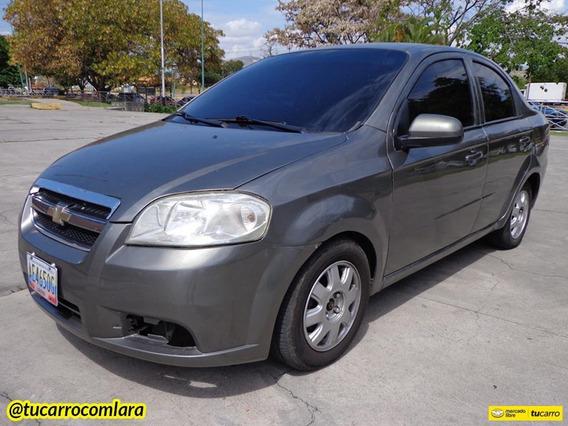 Chevrolet Aveo Lt 4x2 Sincrónico
