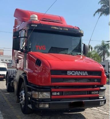 Scania T400 4x2 2001