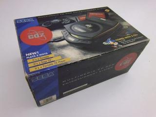 Consola Sega Cdx Original