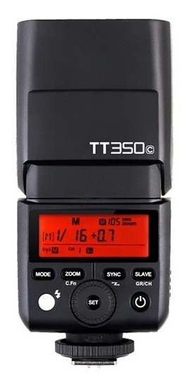 Flash Godox Tt350 Canon