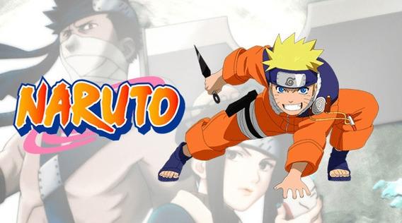 Naruto Clássico Completo E Dublado
