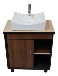 Mueble Gabinete Para Baño Med. 79 X 49 Cms