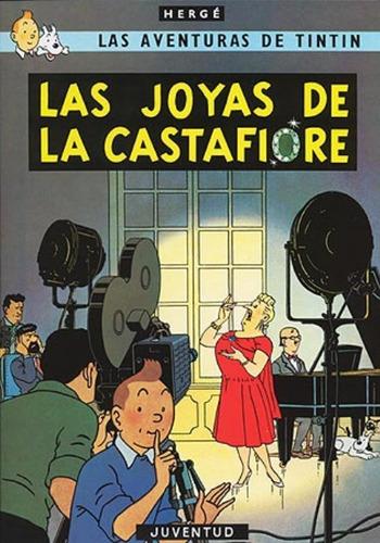 Imagen 1 de 3 de Las Joyas De La Castafiore - Tintín, Hergé, Juventud