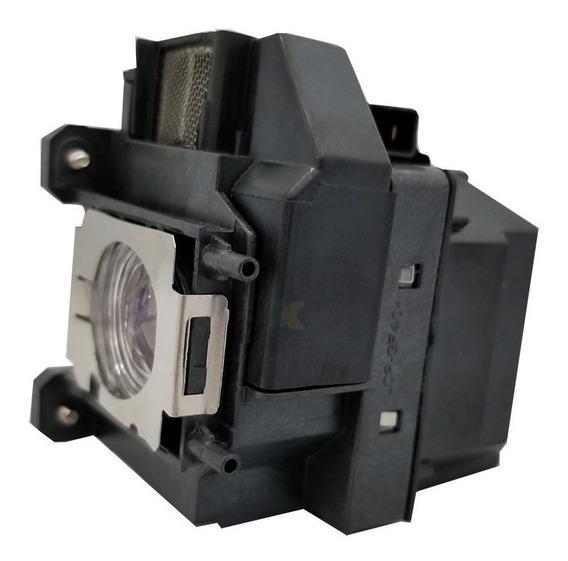 Lampada Projetor Epson Elplp67 S12 / S12+ X14 / X14+ Ebh