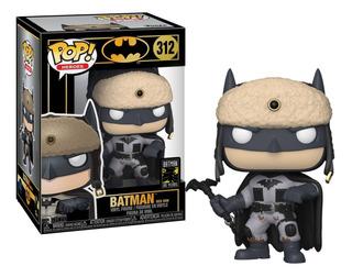 Funko Pop! Batman Red Son 312 Envió Incluido