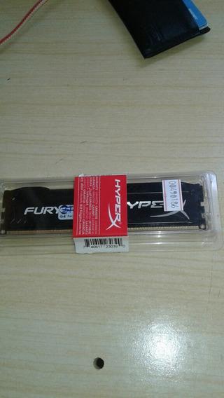 Memória Ram Hyperx Fury 4gb 1600mhz