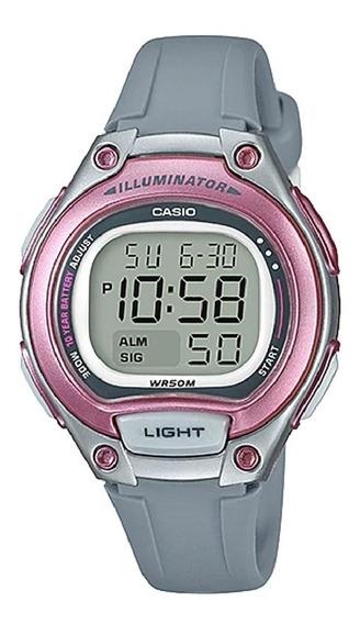 Relógio Casio Feminino Standard Lw-203-8avdf