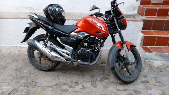 Moto Suzuki Gs 150r Modelo 2012