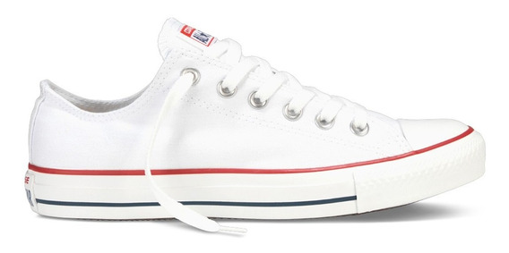All Star Tênis Converse Ct As Core Ox Branco