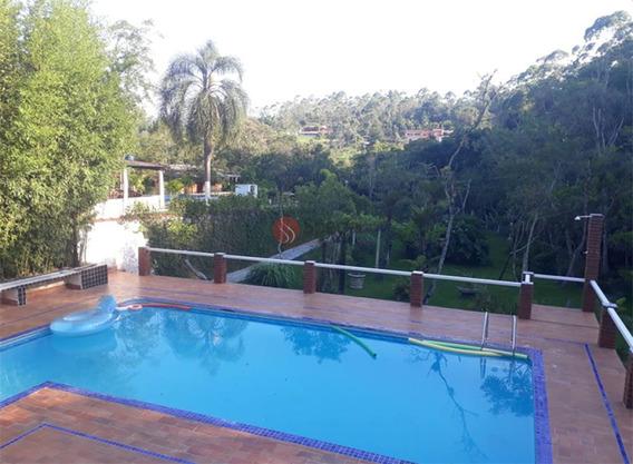 Chácara Em Suzano, 2100 M² De Pura Paz Junto A Natureza - Ta7477