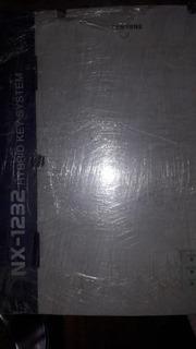 Conmutador Samsung Nx-1232 Hybrid Key System