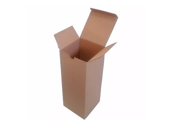 25 Caixas De Papelão 10x10x25 Cm Correios Sedex