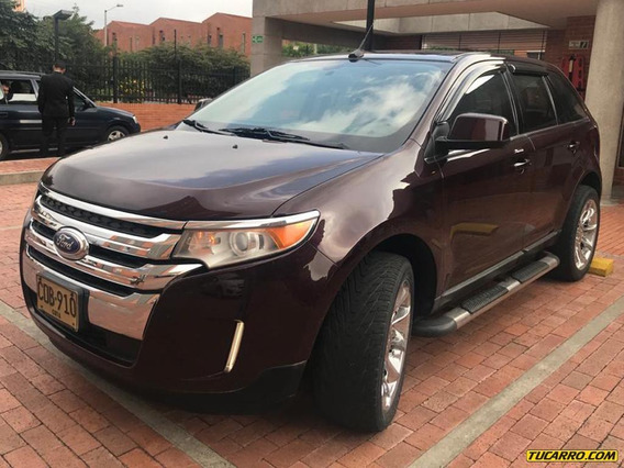 Ford Edge Limited At 3500cc Aa