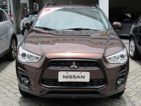 Mitsubishi Asx 2.0 4x2 16v Gasolina 4p Automatico 2015/2016