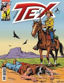 Revista Hq Gibi - Tex Coleção 336