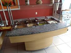 Buffet Quente P/ Restaurante