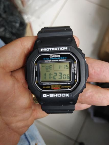 Relógio Casio G-chock Dw5600-e Usado