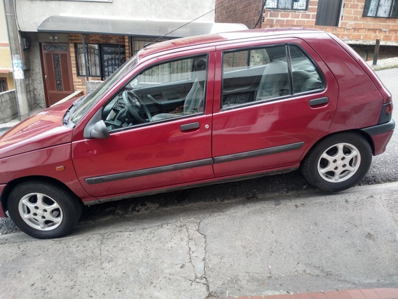 Renault Clio Face 1