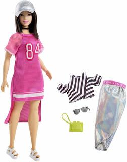 Barbie Fasionista Urbana 101 Ske