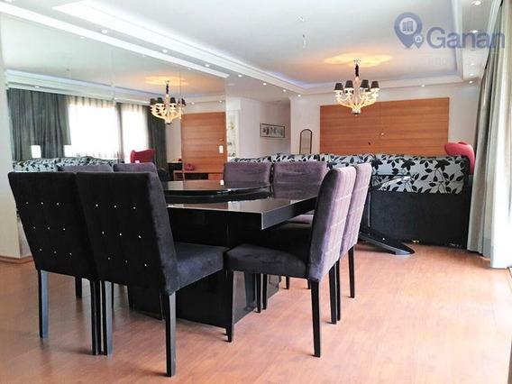 Apartamento Duplex Com 4 Dormitórios À Venda, 332 M² Por R$ 2.770.000 - Planalto Paulista - São Paulo/sp - Ad0193