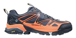 Calzado Merrell H. Capra Sport Naranja Negro Czf 165092