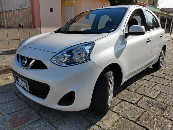 Nissan March 1.0 S Flex 2015