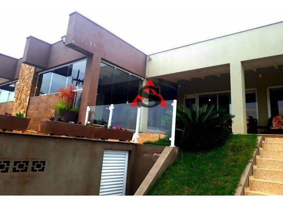 Casa Com 7 Dormitórios À Venda, 750 M² Por R$ 1.800.000 - Residencial Maria Gonçalves Da Motta - Piraju/sp - Ca2386