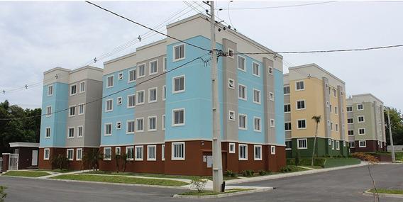 Apartamento Residencial Para Venda, Planta Almirante, Almirante Tamandaré - Ap8140. - Ap8140-inc
