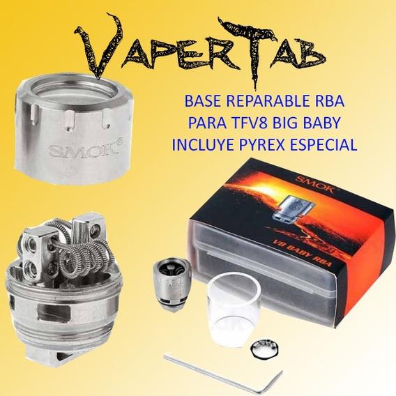 Resistencia Reparable V8 Big Baby Rba