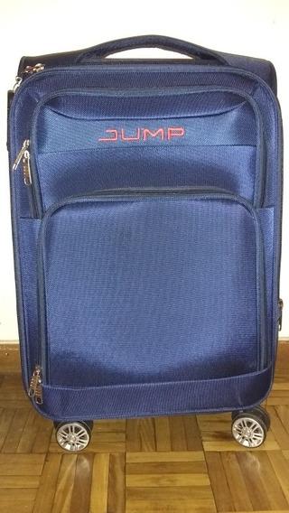 Maletas De Mano Marca Jump Azul, Oferta