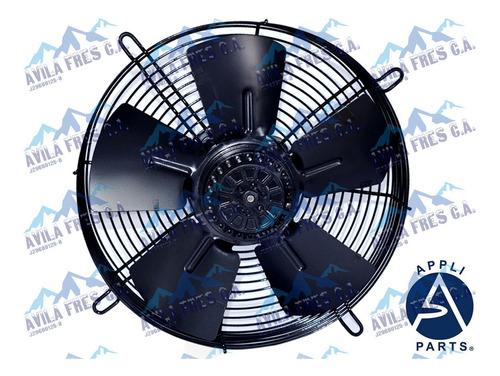 Motor Ventilador Axial 10 Pulgadas 220v Axf-250 100vrd