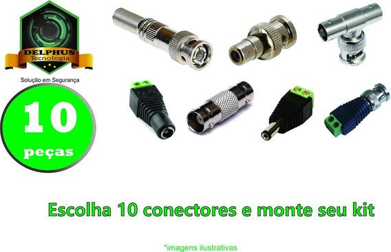 Kit 10 Conectores Livre Escolha, Mone O Seu Emenda