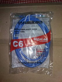 Patch Cord Utp Cat 6 (1,5m) Caixa 40 Unidades.