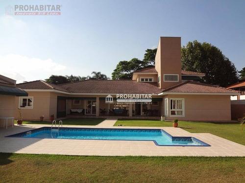Casa Com 3 Dormitórios À Venda, 559 M² Por R$ 2.750.000,00 - Interlagos - São Paulo/sp - Ca0941