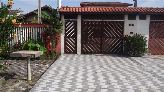 Casa Na Praia Mongaguá R$ 235 Mil , Ref 5486 D
