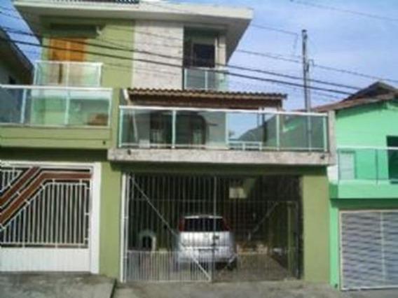 Sobrado À Venda, Vila Jacui, São Paulo. - So0106