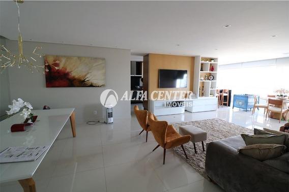 Apartamento Com 3 Dormitórios À Venda, 182 M² Por R$ 1.150.000,00 - Setor Marista - Goiânia/go - Ap1294