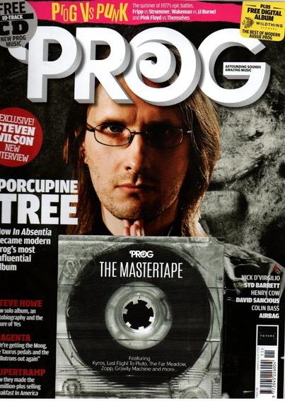 Prog Mag Uk - Sua Revista De Acesso Ao Rock Progressivo