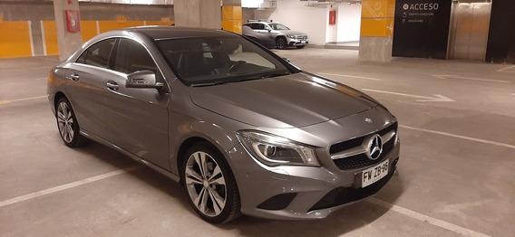 Mercedes Benz Cla 200 Cgi Unico Dueño