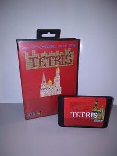 Tetris Sega Mega Drive Re-pro